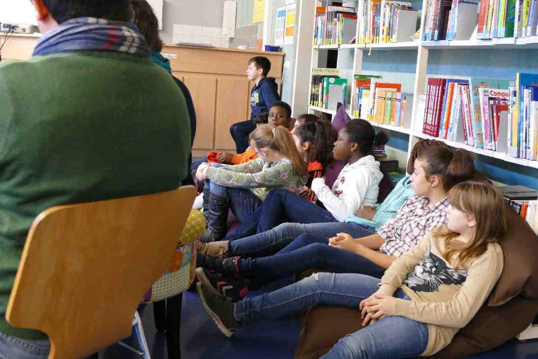 Bundesweiter Vorlesetag mit spannenden Geschichten