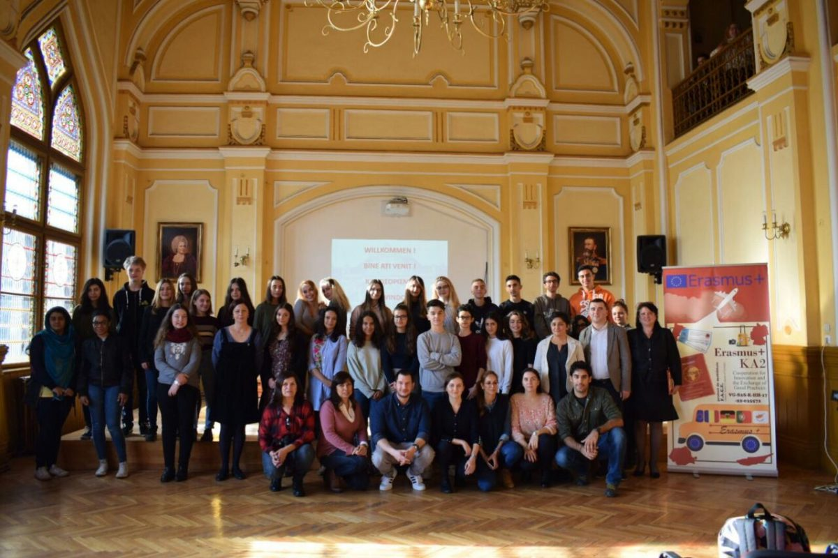 Neues ERASMUS-Projekt – Austauschreise nach Rumänien