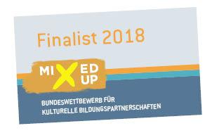 Projekt mit St. Pauli Theater im Finale vom MIXED UP-Preis