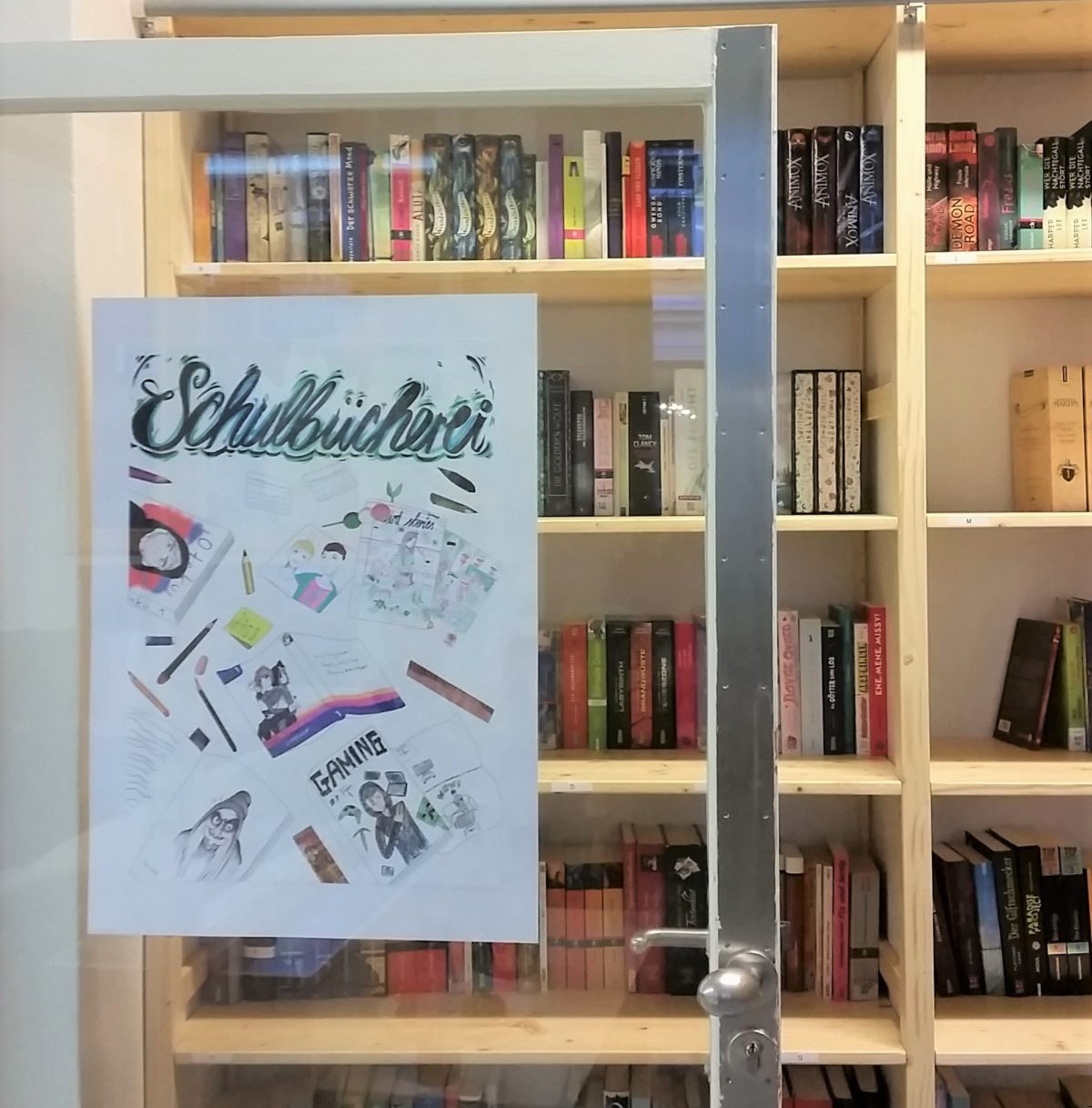 Neue Schulbücherei feierlich eröffnet
