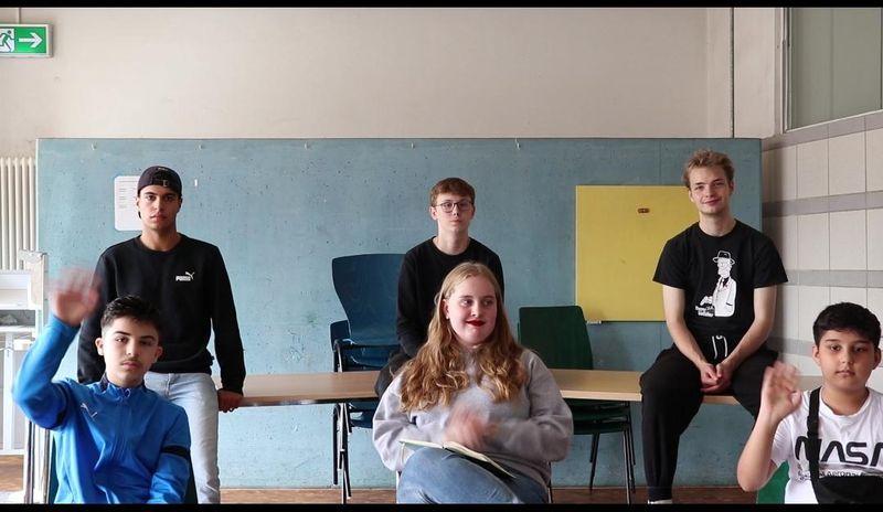 """""""Schulsprecherteam am Hafen"""" gewinnt Wahl zur SchülerInnenvertretung"""