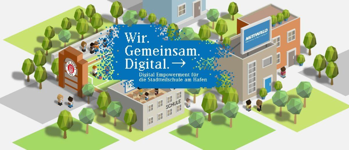 Wir. Gemeinsam. Digital. Barcamp am 9.9.21 von 16-19 Uhr – Jetzt anmelden!